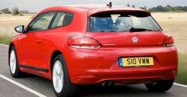 2014 Volkswagen Scirocco 1.4 TSI  第5張相片
