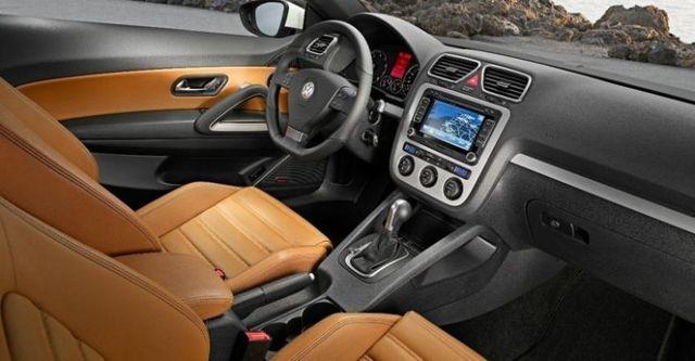 2014 Volkswagen Scirocco 1.4 TSI  第6張相片