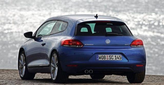 2014 Volkswagen Scirocco 2.0 TSI  第3張相片