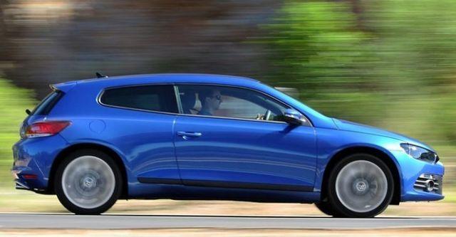 2014 Volkswagen Scirocco 2.0 TSI  第5張相片