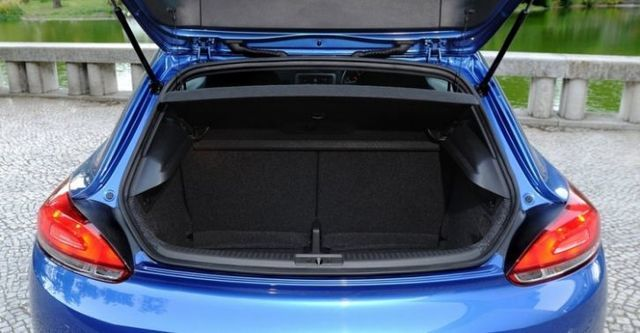 2014 Volkswagen Scirocco 2.0 TSI  第10張相片