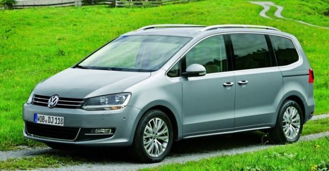 2014 Volkswagen Sharan 2.0 TDI BMT Highline六人座  第1張相片