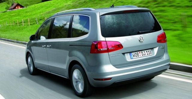 2014 Volkswagen Sharan 2.0 TDI BMT Highline六人座  第2張相片