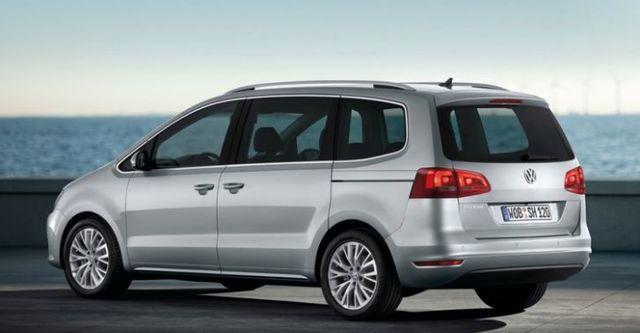 2014 Volkswagen Sharan 2.0 TDI BMT Highline六人座  第4張相片