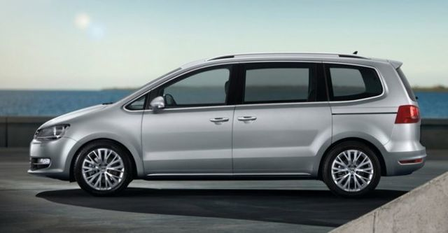2014 Volkswagen Sharan 2.0 TDI BMT Highline六人座  第5張相片