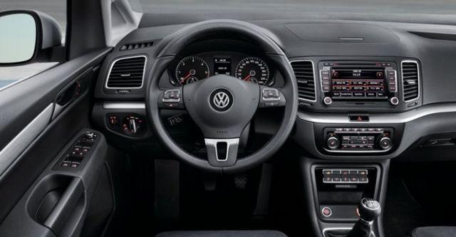 2014 Volkswagen Sharan 2.0 TDI BMT Highline六人座  第6張相片