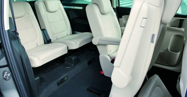 2014 Volkswagen Sharan 2.0 TDI BMT Highline六人座  第8張相片