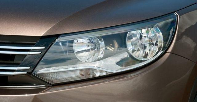 2014 Volkswagen Tiguan GP 1.4 TSI Trend & Fun  第7張相片