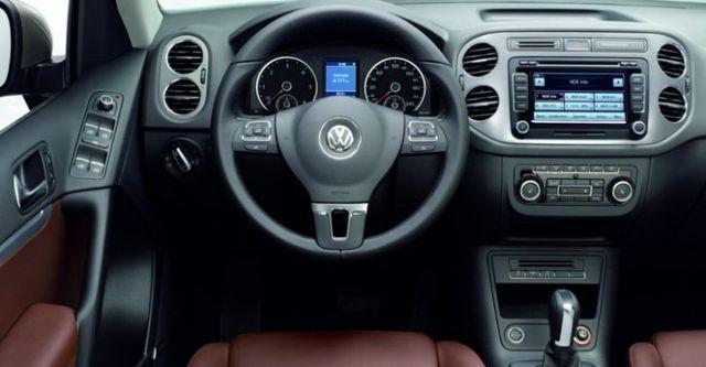 2014 Volkswagen Tiguan GP 1.4 TSI Trend & Fun  第8張相片