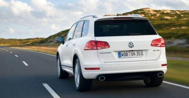 2014 Volkswagen Touareg 3.0 TDI BlueMotion R-Line  第3張相片