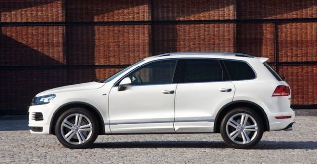 2014 Volkswagen Touareg 3.0 TDI BlueMotion R-Line  第5張相片