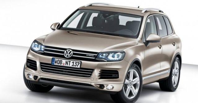 2014 Volkswagen Touareg 3.0 V6 Hybrid  第1張相片