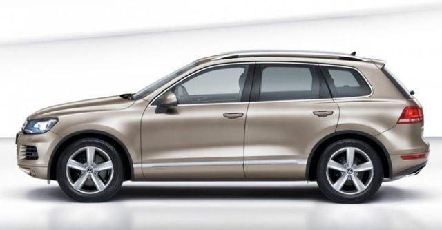 2014 Volkswagen Touareg 3.0 V6 Hybrid  第3張相片