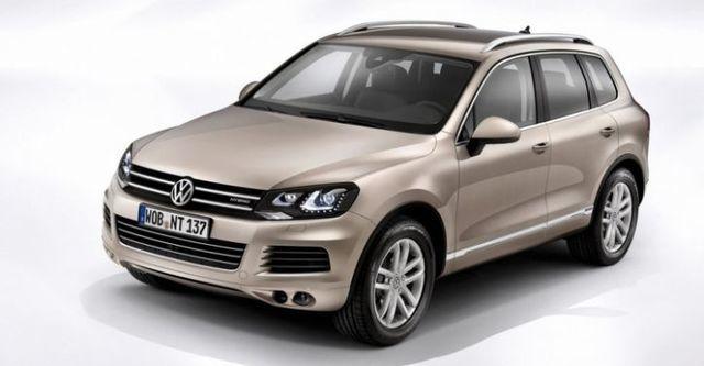2014 Volkswagen Touareg 3.0 V6 Hybrid  第4張相片