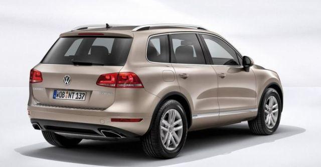 2014 Volkswagen Touareg 3.0 V6 Hybrid  第5張相片