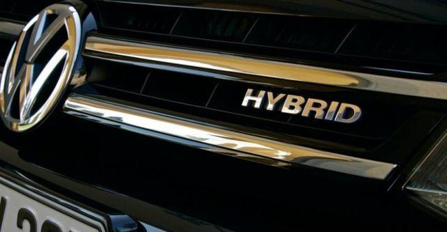 2014 Volkswagen Touareg 3.0 V6 Hybrid  第6張相片