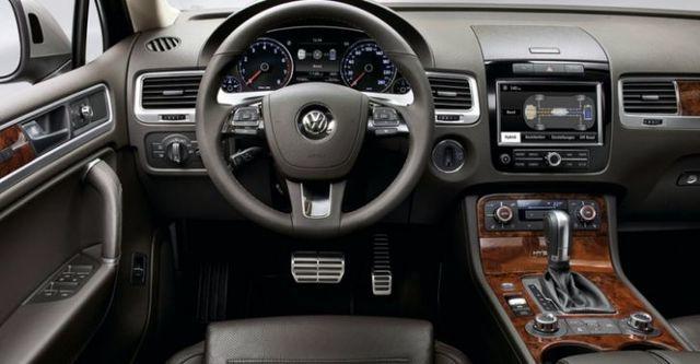 2014 Volkswagen Touareg 3.0 V6 Hybrid  第8張相片