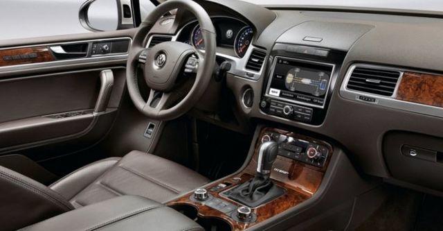 2014 Volkswagen Touareg 3.0 V6 Hybrid  第9張相片