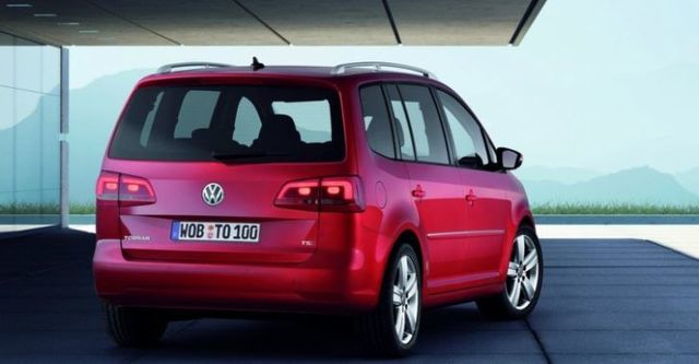 2014 Volkswagen Touran 1.4 TSI  第6張相片