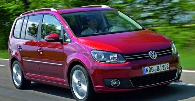 2014 Volkswagen Touran 1.6 TDI  第1張相片