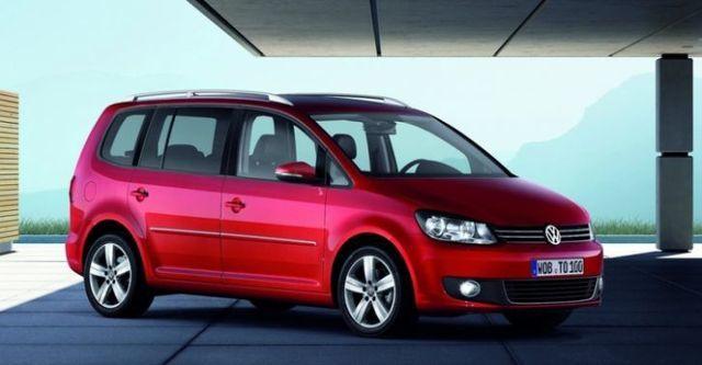 2014 Volkswagen Touran 1.6 TDI  第3張相片