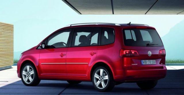 2014 Volkswagen Touran 1.6 TDI  第5張相片