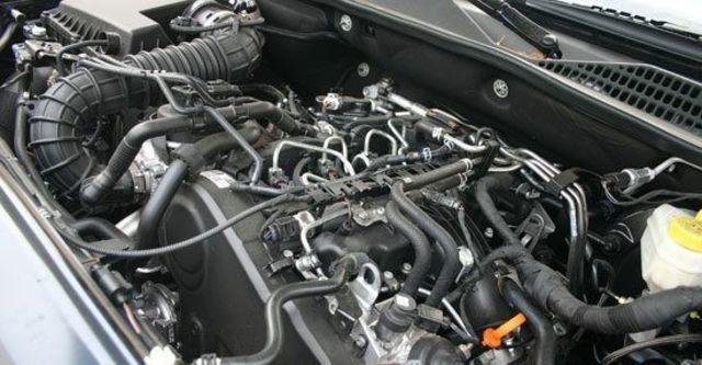 2013 Volkswagen Amarok 2.0 TDI M6  第6張相片