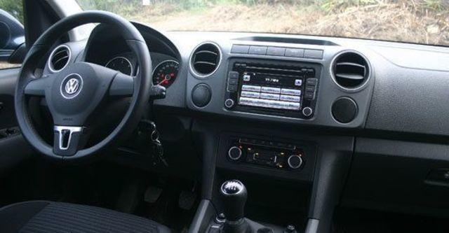 2013 Volkswagen Amarok 2.0 TDI M6  第7張相片