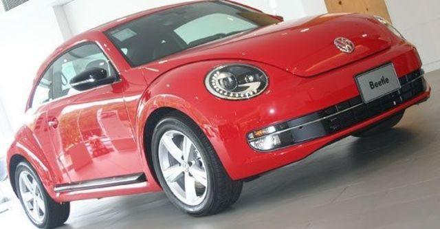 2013 Volkswagen Beetle 1.2 TSI Design  第2張相片