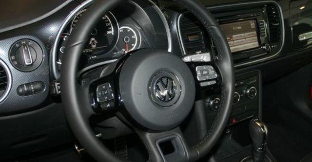 2013 Volkswagen Beetle 1.2 TSI Design  第5張相片