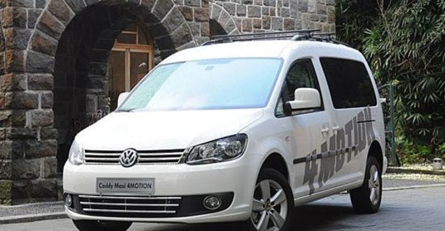 2013 Volkswagen Caddy Maxi 2.0 TDI 4Motion  第1張相片
