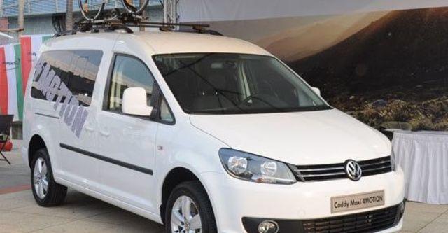 2013 Volkswagen Caddy Maxi 2.0 TDI 4Motion  第5張相片