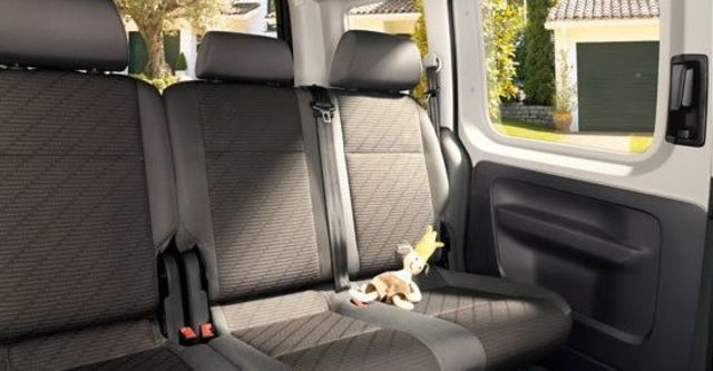 2013 Volkswagen Caddy Maxi 2.0 TDI 4Motion  第6張相片