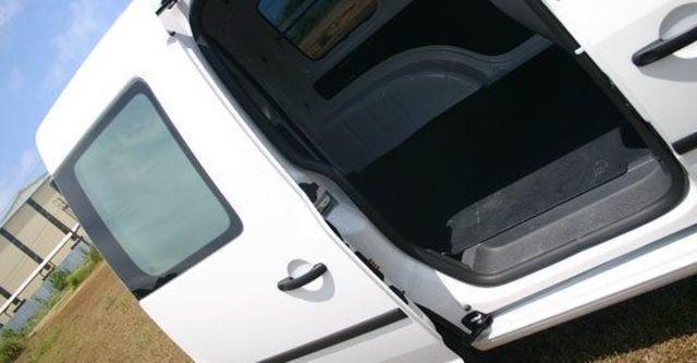 2013 Volkswagen Caddy Van 1.2 TSI  第6張相片