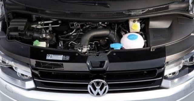 2013 Volkswagen Caravelle 2.0 TDI SWB榮耀版  第6張相片