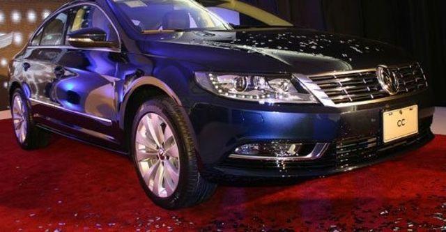 2013 Volkswagen CC 2.0 TDI BlueMotion  第1張相片