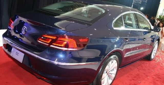 2013 Volkswagen CC 2.0 TDI BlueMotion  第10張相片