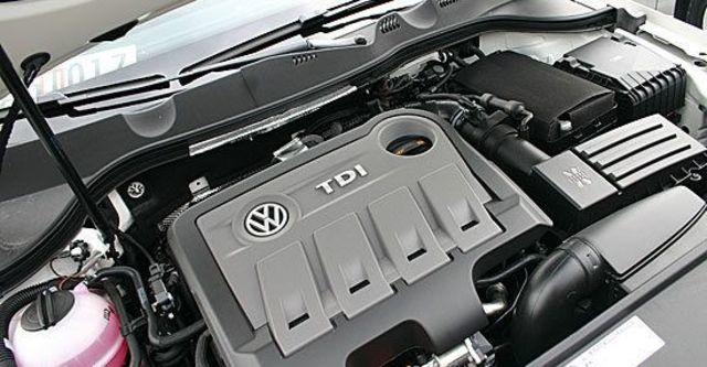 2013 Volkswagen CC 2.0 TDI BlueMotion  第11張相片