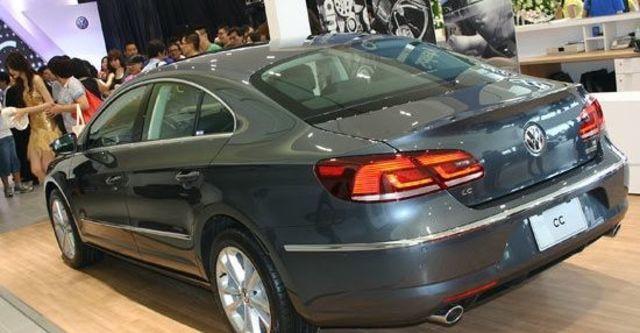 2013 Volkswagen CC 3.6 V6  第3張相片