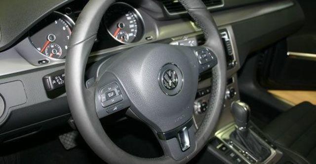 2013 Volkswagen CC 3.6 V6  第8張相片
