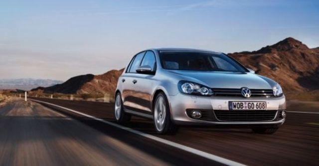 2013 Volkswagen Golf 1.6 TDI Glory  第3張相片