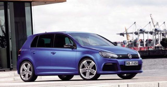 2013 Volkswagen Golf R 5D  第1張相片