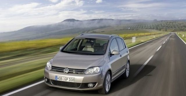 2013 Volkswagen Golf Plus 1.4 TSI  第1張相片