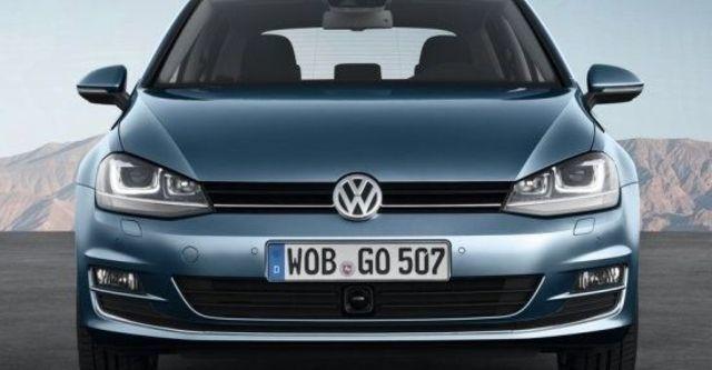 2013 Volkswagen Golf(NEW) 1.2 TSI Comfort Line  第1張相片
