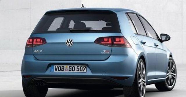 2013 Volkswagen Golf(NEW) 1.2 TSI Comfort Line  第3張相片