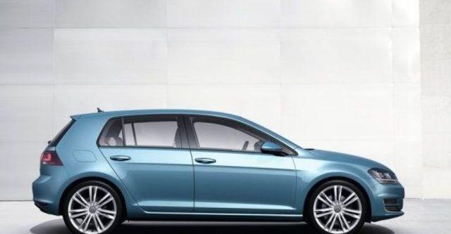 2013 Volkswagen Golf(NEW) 1.2 TSI Comfort Line  第4張相片
