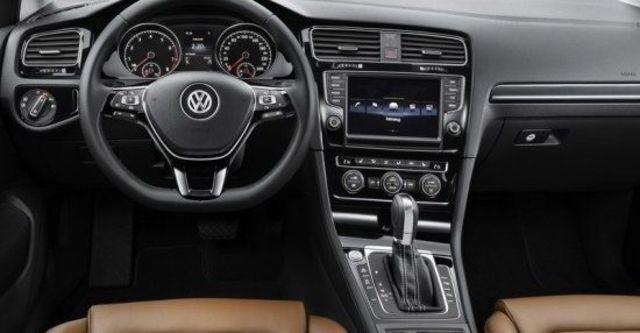 2013 Volkswagen Golf(NEW) 1.2 TSI Comfort Line  第5張相片