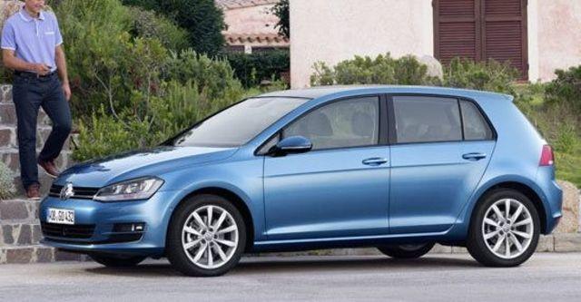 2013 Volkswagen Golf(NEW) 1.2 TSI Comfort Line  第10張相片