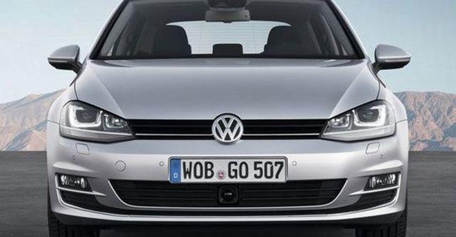 2013 Volkswagen Golf(NEW) 1.2 TSI Comfort Line  第11張相片