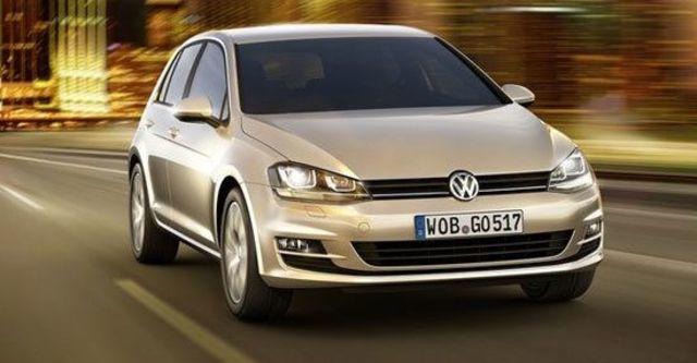 2013 Volkswagen Golf(NEW) 1.2 TSI Trend Line  第2張相片